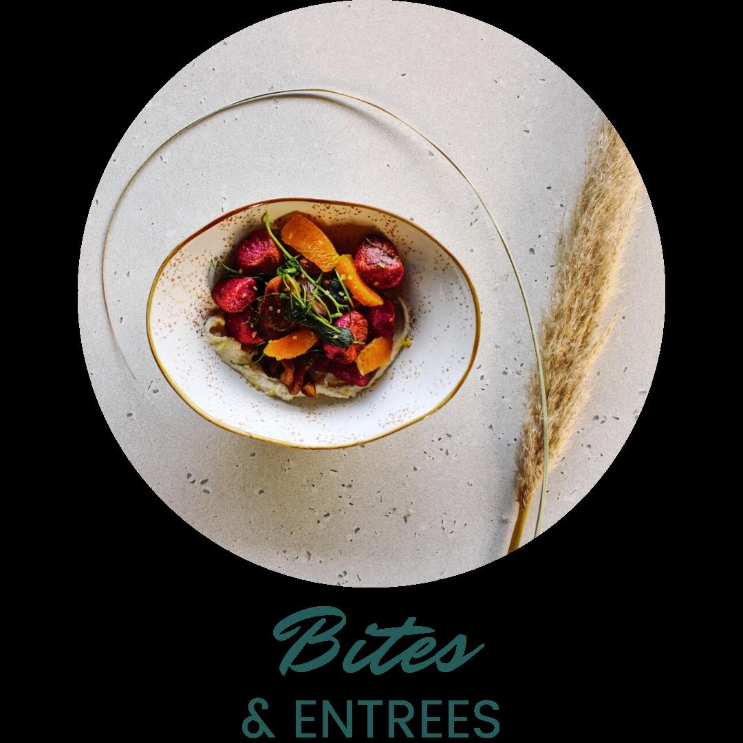 BItes & Entrees Link Image